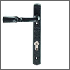 Forgecraft Black Door Handle