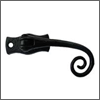 Forgecraft Black Window Handle