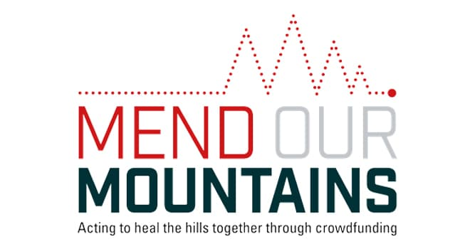 mend our mountains