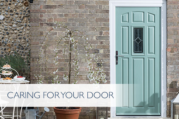 Caring for your door