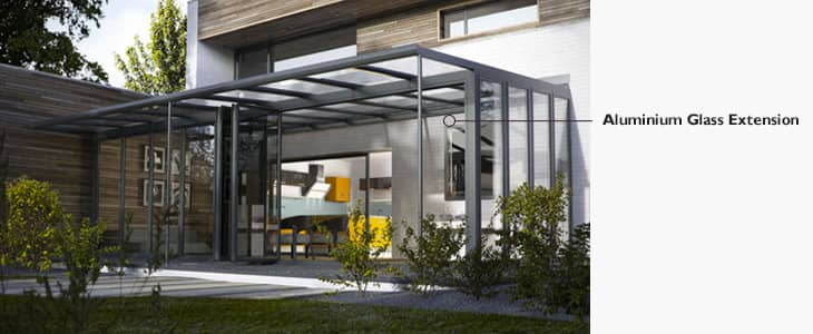 Everest glass extension