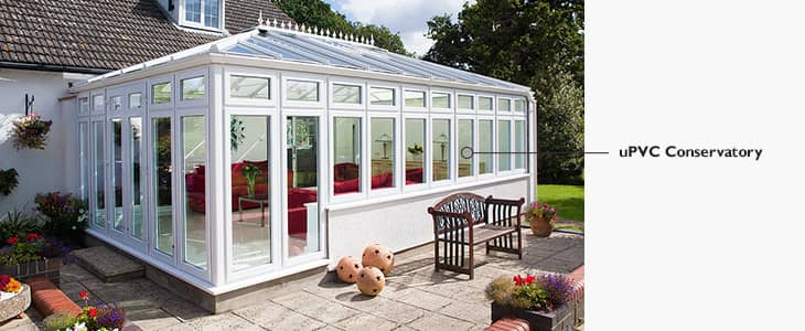 Two Colour Frames Mean That You Can Have A Conservatory That Looks Like  Timber From Outside, With A Neutral Colour On The Inside To Match Your Home.