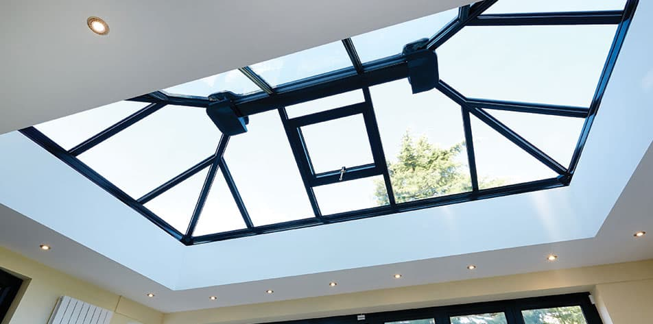 A bespoke replacement conservatory roof from Everest