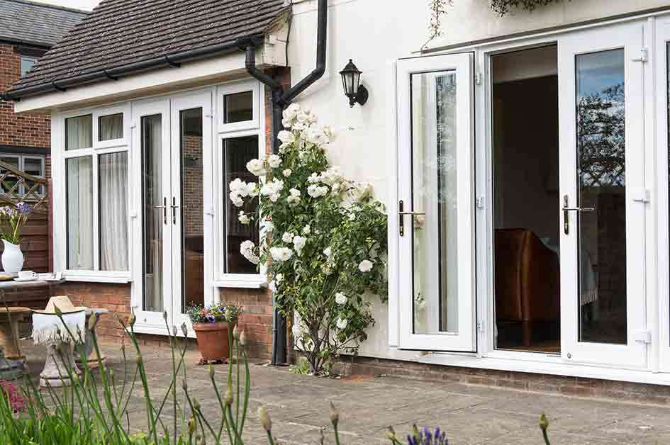 Everest french doors