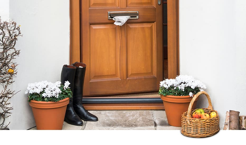 Wooden Doors   Solid Wood Timber Front Doors With Glass For