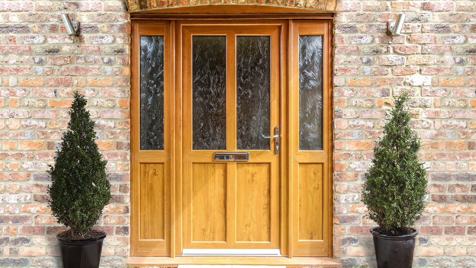 new concept 5b458 26da3 uPVC Doors | uPVC Front & Back Doors | Prices & Costs ...