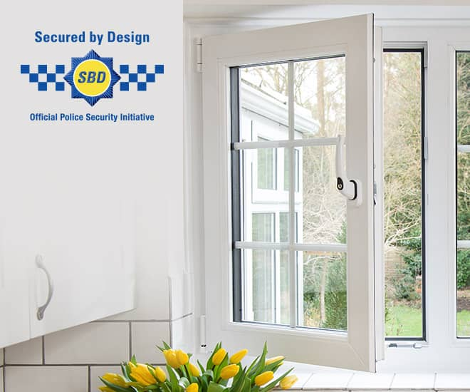 Fit Windows And Doors With U0027Secured By Designu0027 Approval