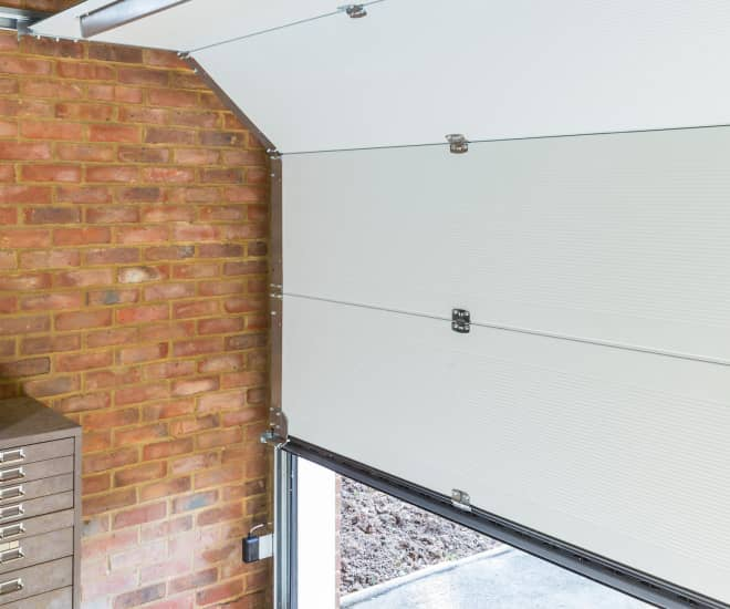 Everest garage doors are built to utilise space