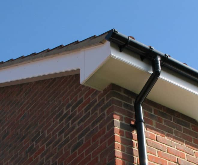 Attractive fascias, soffits, guttering and cladding available in a choice of styles and colours
