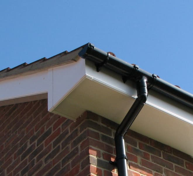 Roofline Upvc Fascia S Boards Soffits And Guttering For