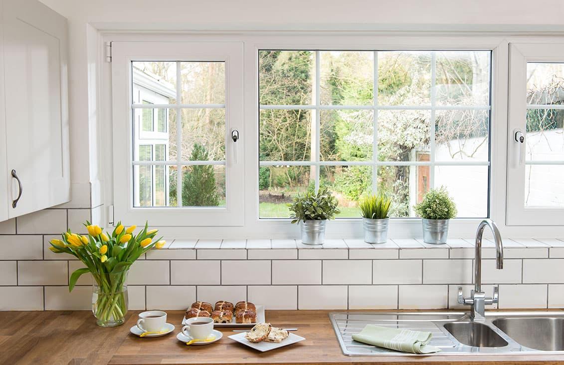 Double Glazed Windows | New Bespoke Double Glazing uPVC Windows UK ...