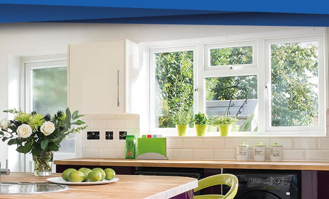How does double-glazing work?