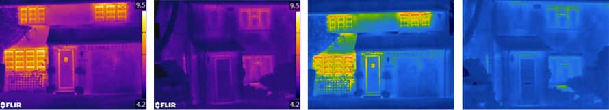 Understanding thermal images