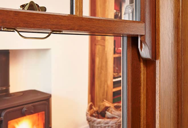 Thermally efficient timber windows